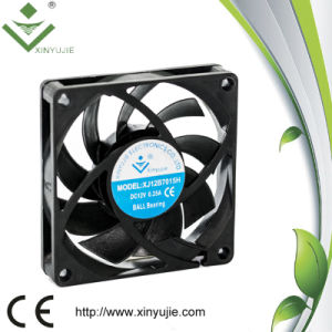 70mm High Performance70*70*15mm 7cm 5V Computer Case Fan pictures & photos