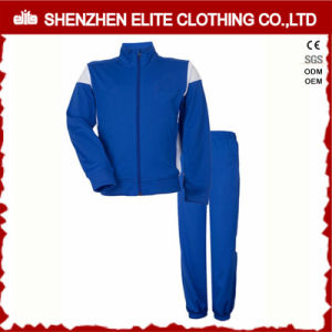 Hot Selling Sport Training Uniform Blue Tracksuit (ELTTI-20) pictures & photos
