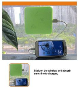Hot Sell Portable Window Solar Mobile Charger Solar Chargers Windows Solar Charger pictures & photos