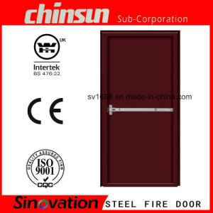 2 Hours Fire Rated Door Fire Proof Door UL Listed Fire Door with BS 476-22: 1987 and Ce Certificate pictures & photos