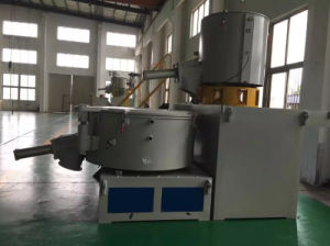Ce China Manufacturer Vertical High Speed PE/PVC Mixer Group pictures & photos