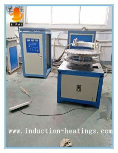 Ultrasonic Frequency Induction Heating Equipment for Head Rod Heating pictures & photos
