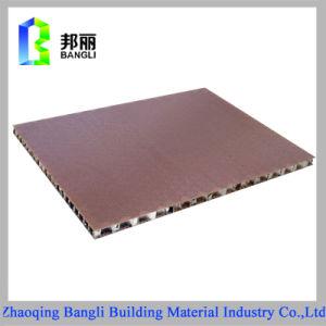 Aluminum Panel Honeycomb Sheet Aluminum Foam Panels pictures & photos