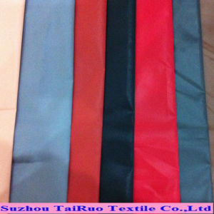 The Cheap Taffeta with High Quality for Garment Lining Fabric pictures & photos
