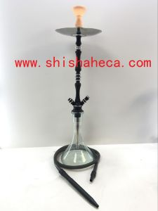 Wholesale Good Quality Aluminum Shisha Nargile Smoking Pipe Hookah pictures & photos