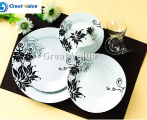 20PCS Ceramic Corelle Dinner Set pictures & photos