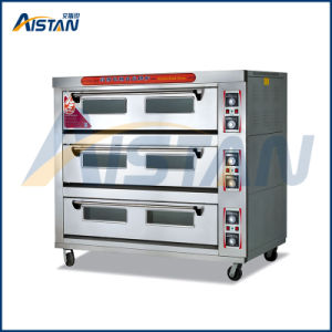 Htd-90 Stainless Steel 3 Layer -9 Trays Electric Oven for Kitchenware pictures & photos