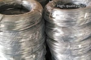 Hot Rolled Alloy Tie Rod Steel Wire Rod pictures & photos