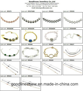2017 New Design Bracelet with 3A White CZ for Man (BT6762) pictures & photos