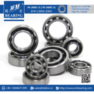 6211 High Temperature High Speed Hybrid Ceramic Ball Bearing pictures & photos