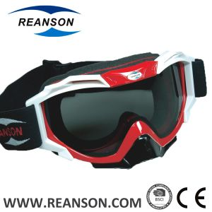 Reanson Windproof High Quality Professional Moto Gear Dirt Bike Goggles pictures & photos