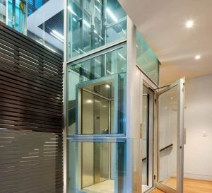 CE Approved Small Machine Room Observation Elevator (GRO20) pictures & photos