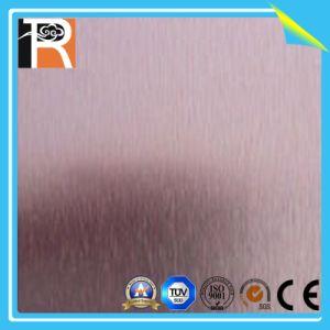 Reflective Silver Metal HPL Sheet (JK008) pictures & photos