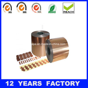 Double Conductive Copper Foil Tape, Rfi Shielding Tape pictures & photos
