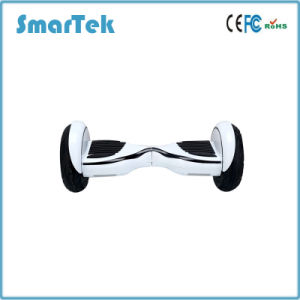Smartek 10.5 Inch Self Balance Scooter 2 Wheels Zebra Cross-Country Electric Hoverboard with UL S-002-1 pictures & photos