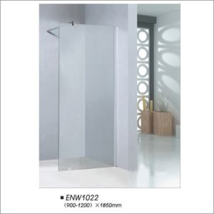 Simple Walk-in Bathroom Shower Screen pictures & photos