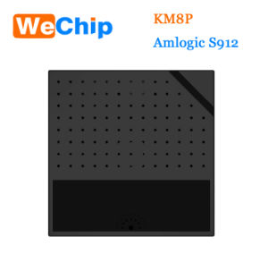 Set Top Box Km8p Amlogic S912 Android 6.0 Ott TV Box pictures & photos