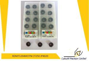 Hitachi Rdmt1204motn Cy250 Jp4020 Milling Cutter Insert Hitachi pictures & photos