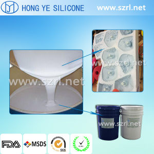 Liquid Mold Making Silicone for PU Castings pictures & photos