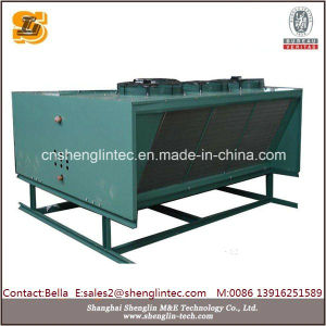 Copper Tube Aluminum Fin Air Cooled Heat Exchanger pictures & photos
