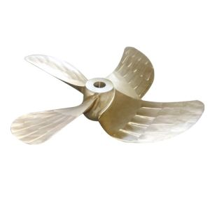 High Quality 4 Blades Ducted Propeller for Marine Boat pictures & photos
