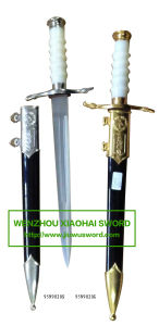 European Dagger Swords Medieval Swords Historical Knife 95n9020 pictures & photos