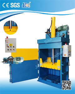 Ves60-12080 Recycling Baler for Waste Paper&Carton; Baling Press for Pet Bottles&Palstics pictures & photos
