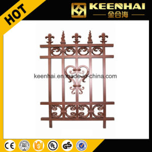Decorative Color Coated Aluminum Garden Fence for Security pictures & photos