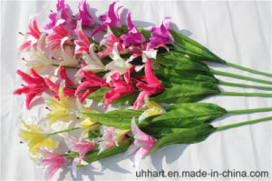 Silk Calla Artificail Lily Flower for Wendding decoration pictures & photos
