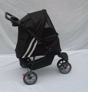 High Quality Oxford Fabric Pet Dog Stroller Bb-PS05 pictures & photos