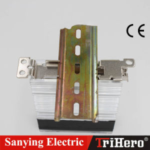 40A DIN Rail Mount DC Input Solid State Contactor pictures & photos