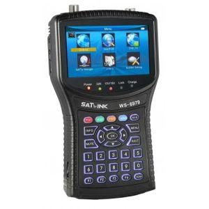 Satlink Ws-6979 DVB-S2/DVB-T2, MPEG4 HD Combo Finder, Satlink Ws 6979 Satellite pictures & photos