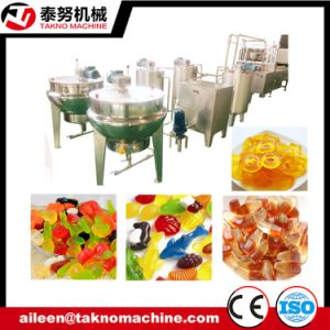 Gelatin and Pectin Gummy Candy Depositing pictures & photos