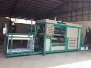 Full Automatic Hi-Speed Plastic Blister Vacuum Forming Machinery From Manufacturer pictures & photos