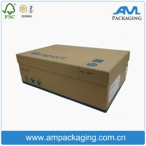 Apparel Paper Packing Box Bespoke Handmade Shoe Packaging Gift Boxes Supplier in Dongguan pictures & photos