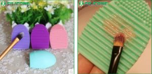 Brush Cleaning Egg pictures & photos