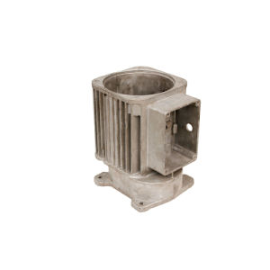Industrial Machinery Parts Housing Motore Base Housing pictures & photos