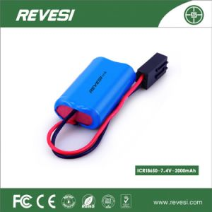 High Rate Discharge Rechargeable 18650 Lithium Battery for Scooter pictures & photos