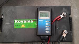 Koyama 12V 200ah SMF Automotive Vehicle/ Truck/Car Battery N200 pictures & photos