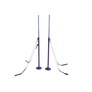 Hot Sale Inground Volleyball Pole, Volleyball Post Stand for Sale pictures & photos