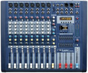 Special Popular Design Mixer M8fx Series Professional Amplifier pictures & photos