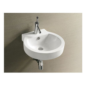 China Ceramic Wash Basin for Hotel pictures & photos