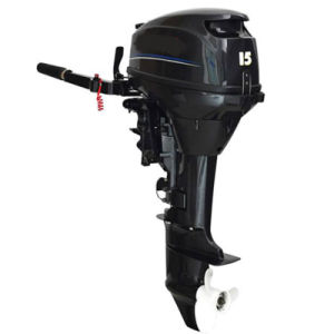 2 Strkoe 15 HP Outboard Engine with Low Price YAMAHA/Haide/Hangkai pictures & photos