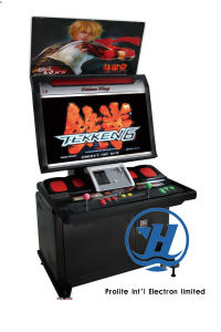 Fighting Cabinet Arcade Game Machine (ZJ-AR-ST04) pictures & photos