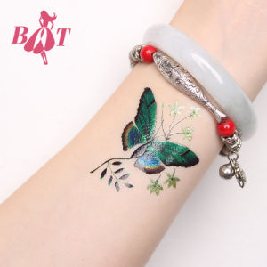 Temporary Paper Tattoo Glitter Tattoo Sticker pictures & photos