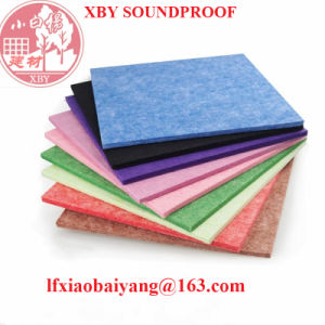 Polyester Fiber Acoustic Panel Wall Panel Acoustic Board Ceiling Panel Decoration Panel pictures & photos