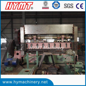 HY25-100 heavy duty expanded metal mesh forming making machine pictures & photos