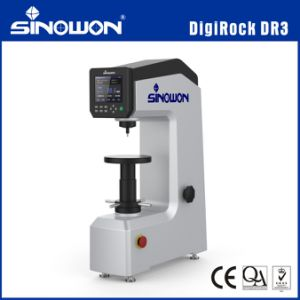 Color Touch Screen Digital Rockwell Hardness Tester Digirock Dr3 pictures & photos