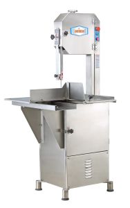 Butchery Stainless Steel Band Bone Saw Jg-400b Restaurant Catering Equipment pictures & photos