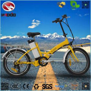 En15194 Cheap 250W Electric Folding Mini Bike for Child pictures & photos